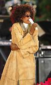 12/8/2002 - Whitney Houston Concert for Good Morning America