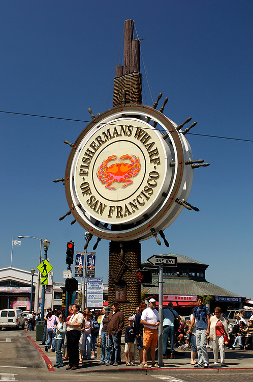Fishermans Wharf, San Francisco, California, United States of America