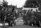 1964 Presentation to the Pipe Band