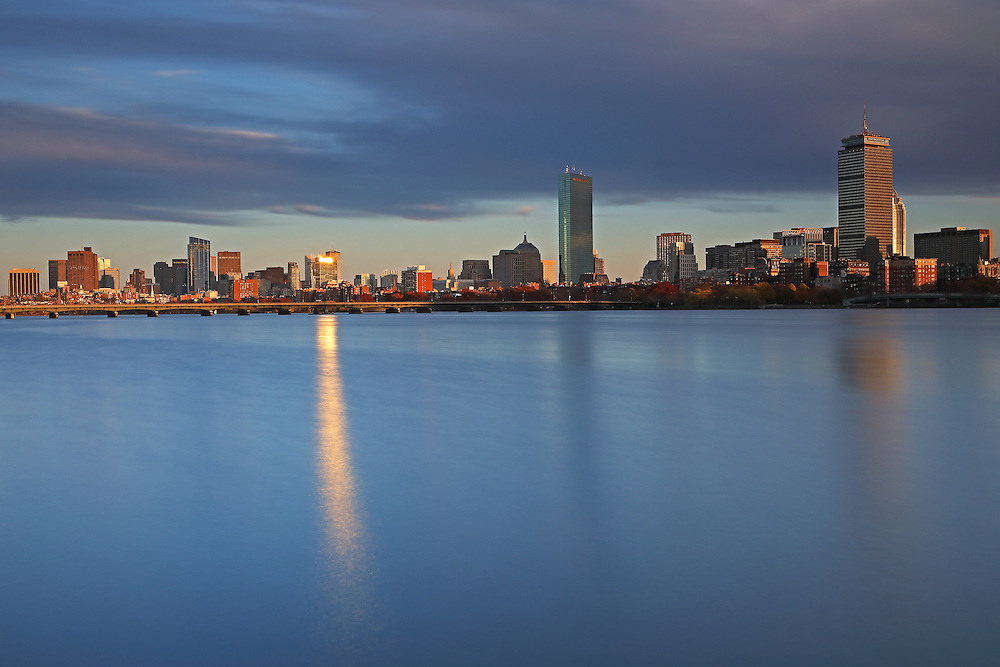 Golden Hour Boston photos featuring familiar landmarks along the Charles River, such as the Prudential Center and 200 Clarendon better known as the John Hancock Tower. This Boston skyline photo at late afternoon is available as museum quality photography prints, canvas prints, acrylic prints or metal prints. Fine art prints may be framed and matted to the individual liking and decorating needs:<br />  <br /> http://juergen-roth.pixels.com/featured/golden-hour-juergen-roth.html<br /> <br /> All Golden Hour Boston photos are available for digital and print photography image licensing at www.RothGalleries.com. Please contact me direct with any questions or request.<br /> <br /> Good light and happy photo making!<br /> <br /> My best,<br /> <br /> Juergen<br /> Prints: http://www.rothgalleries.com<br /> Photo Blog: http://whereintheworldisjuergen.blogspot.com<br /> Instagram: https://www.instagram.com/rothgalleries<br /> Twitter: https://twitter.com/naturefineart<br /> Facebook: https://www.facebook.com/naturefineart
