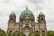 The Berliner Dom, in Berlin, Germany