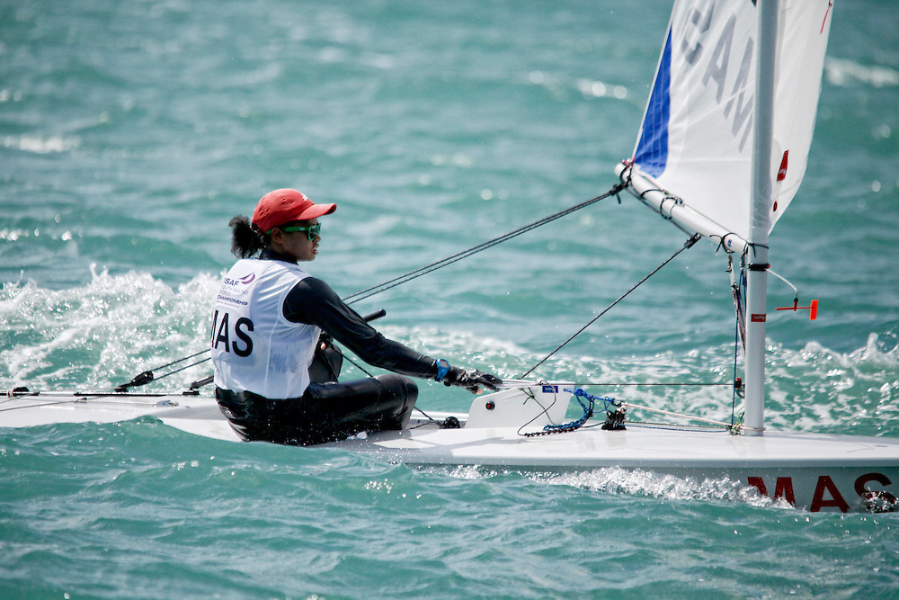 Malaysia	Laser Radial	Women	Helm	MASNM6	Nur ShazrinMohamad Latif<br />