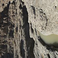 Hatta Rock Pools, a popular weekend getaway spot from Dubai. Oman.<br />