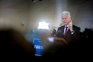 Bill Clinton Campaigns for Obama