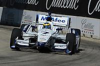 Sebastien Bourdais, Cheverolet Detroit Belle Isle Grand Prix, Belle Isle, Detroit, MI 06/03/12