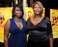"""Jennifer Hudson and Queen Latifah attend the screening of """"The Secret Life of Bees"""""""