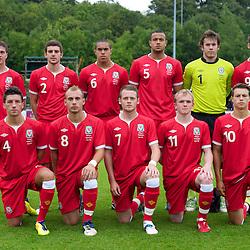 110810 Wales U21 v Hungary U21