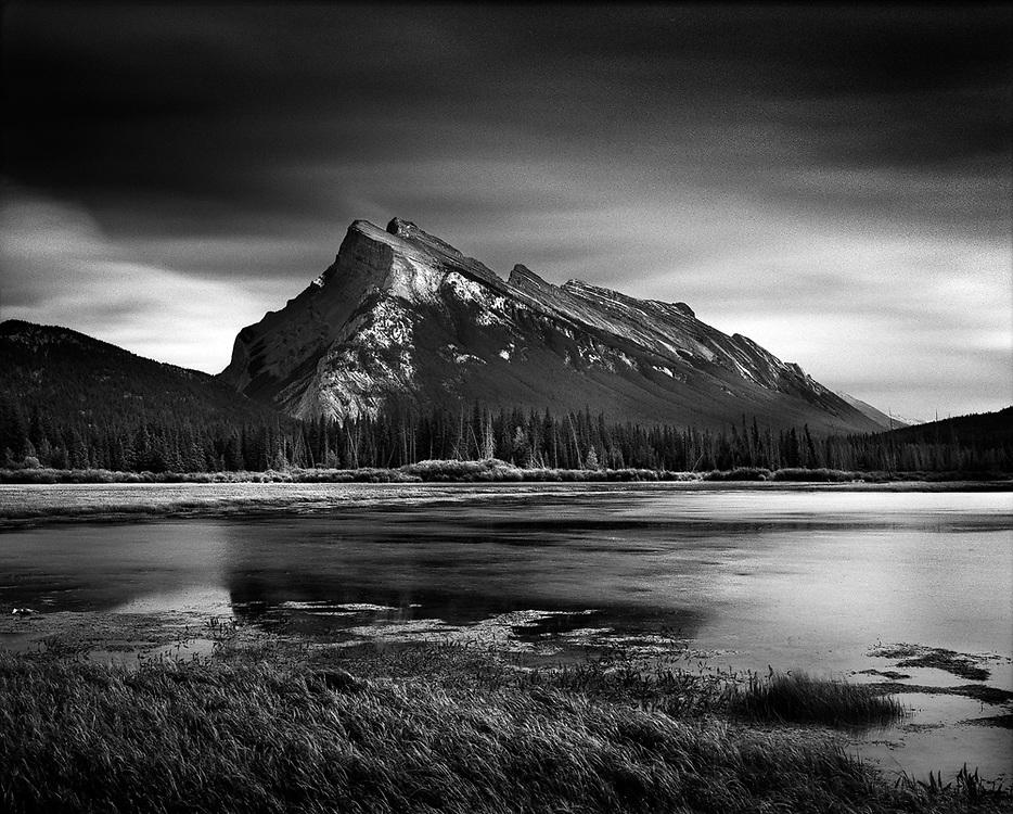 Mount Rundle, Banff NP, Canada