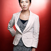 RENHO  / Japanese Lawmaker for The Wall Street Journal