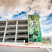Images from various locations on UVU Campus including the 75th anniversary window covers, Monday, May 16, 2016. (Nathaniel Ray Edwards, UVU Marketing)