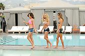 3/25/2010 - Victoria's Secret Supermodels 15th Anniversary of The Swim Catalogue