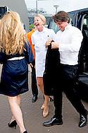 4-6-2016 AMSTERDAM - Princess Mabel at the Amsterdam dinner with her sister Princess Mabel Wisse Smit Nicoline arrives Willemijn results couturiers Viktor &amp; Rolf (L) at the Heineken Music Hall, where the annual Amsterdam Dinner is held. copyright Robin Utrecht<br /> 4-6-2016 AMSTERDAM - Prinses Mabel tijdens de Amsterdam dinner Prinses Mabel met haar zus Nicoline Wisse Smit arriveert met  Willemijn Verloop couturiers Viktor &amp; Rolf (L) bij de Heineken Music Hall, waar het jaarlijkse AmsterdamDiner wordt gehouden. copyright Robin Utrech