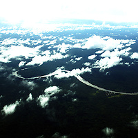 KEPPI , APRIL 30 2007: the rainforest over Papua.. Logging is one of the major causes of environmental destruction in West Papua. As Indonesia's own forest resources decline, it has turned its attention to West Papua. Indonesia's forest practices generally have little or no attention paid to the environmental impact of logging. Many of the indigenous people of West Papua are threatened as vast tracts of land have been granted as concessions to timber companies, a practice which is having severe social and physical consequences. . The island of New Guinea is one of the most biologically diverse in the world. There are species of flora and fauna in common with Australia, such as some marsupials, the bird of paradise and eucalyptus trees. Numerous species, unique to the island, are threatened by logging and other development projects. . Second only to the Amazon, the island of New Guinea has one of the largest tracts of tropical rainforest left in the world. West Papua's forests, rich in bio-diversity, account for approximately 34.6 million hectares or 24 per cent of Indonesia's total forested area of 143 million hectares. Over 27.6 million hectares of forest in West Papua have been designated as production forest.