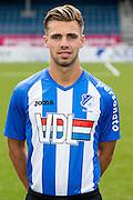 EINDHOVEN - Persdag FC Eindhoven , Voetbal , Seizoen 2015/2016 , Jan Louwers stadion , 22-07-2015 , Wimilio Vink