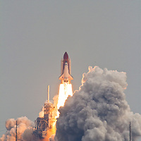 NASA STS-134 Space Shuttle
