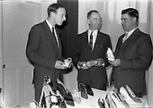 1963 - Edenderry Shoe Co. reception at Russell Hotel