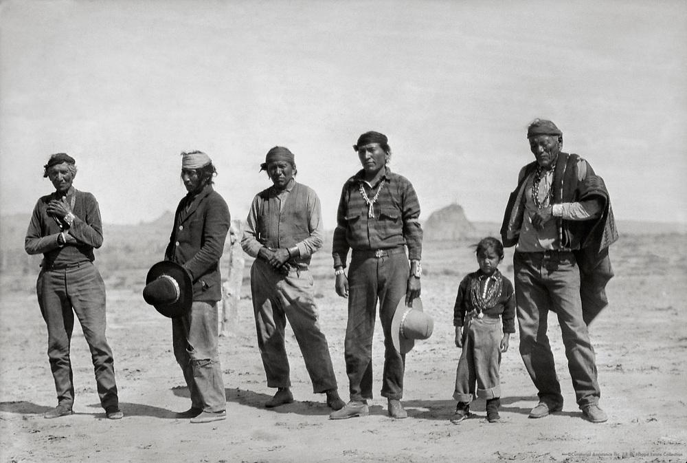 Navajo Indians, Arizona, 1926