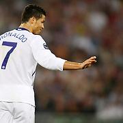 Ronaldo leaving for Real Madrid