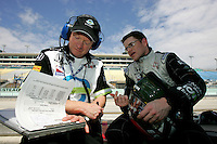 Paul Dana, Toyota Indy 300, Homestead Miami Speedway, Homestead, FL USA, 3/26/2006