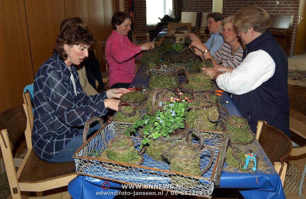 Workshop vrouwen voor vrouwen Meentkerk Huizen