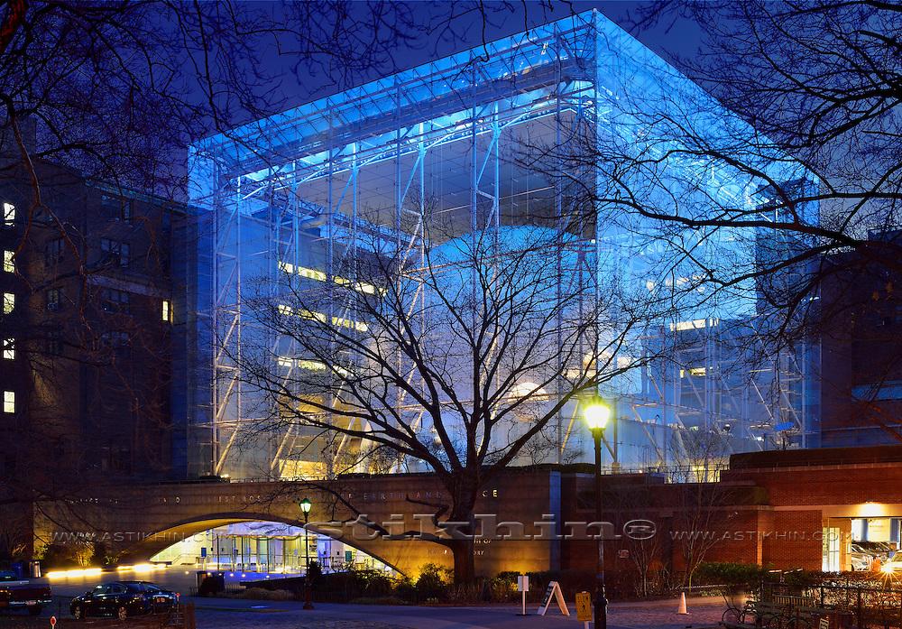 Hayden Planetarium, New York, N.Y.