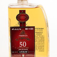 El Tequileño Especial 50 Anniversario anejo -- Image originally appeared in the Tequila Matchmaker: http://tequilamatchmaker.com