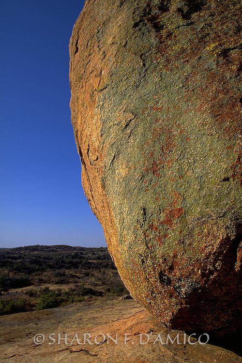 Giant Granite Boulder, Matopos National Park