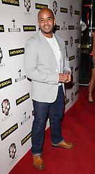 Andrew Shim attends Anti-Social - UK Film Premiere at Cineworld, Haymarket, London on Tuesday 28 April 2015,