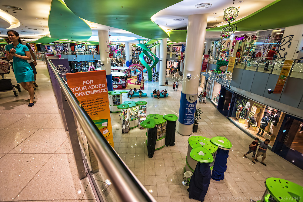 VivoCity (Largest Shopping Centre in Singapore)