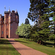 Craigievar castle, Grampian, Aberdeenshire