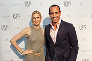 Kelly Rutherford, Actress, currently starring in Gossip Girl with David Rocco, Ruffina. SHOP ITALY NYC, promoted by the Ministry of Economic Development and organized by the Italian Trade Commission, celebrates Italian quality and heritage during SHOP ITALY NYC; an exciting one month long series of consumer shopping events, restaurant experiences and promotions throughout Manhattan.