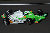 Townsend Bell, Indianapolis 500, Indy Car Series