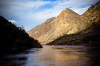 Rio Grande near Pilar, New Mexico.