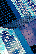 CHICAGO, LOOP ARCHITECTURE Wacker Drive Facades #1 S. Wacker Dr. Bldg. by Helmut Jahn