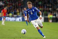 06.10.2016 - Torino - Qualificazioni Mondiali Russia 2016 - Italia-Spagna - Nella foto : Ciro Immobile   - Nazionale italiana di Calcio