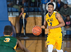 2016-17 A&T Men's Basketball vs North Dakota State University