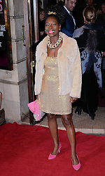 Baroness Floella Benjaminattends Memphis Press Night at The Shaftesbury Theatre, Shaftesbury Avenue, London on Thursday 23rd October 2014