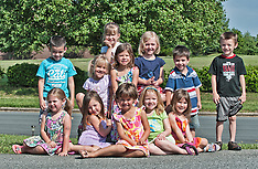 2013 Friends Playhouse Pre-K Graduates
