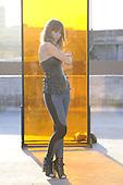 3/18/2010 - Esmee Video 'Love Dealer' With Justin Timberlake