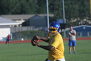 Oxford High football practice in Oxford, Miss. on Wednesday, June 13, 2012.
