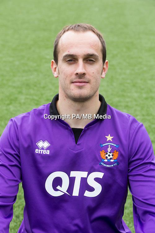 Jamie Macdonald, Kilmarnock