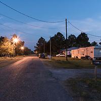 American Nightscapes, Henderson , trailer near Henderson
