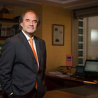 Boris Buvinic Guerovich. Gerente General Banco Itaú Chile. Santiago de Chile, 08-05-2014 (Alvaro de la Fuente/Triple.cl)