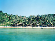 An island that is part of Phu Quoc's southern archipelago.