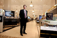 Billionaire Richard Baker, the man who bought Lord and Taylor as well as the Hudson Bay Co. in Canada...Photo by Robert Caplin.