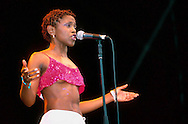Brand New Heavies - Carleen Anderson / V Festival 2000, Hylands Park, Chelmsford, Essex, Britain - August 2000.