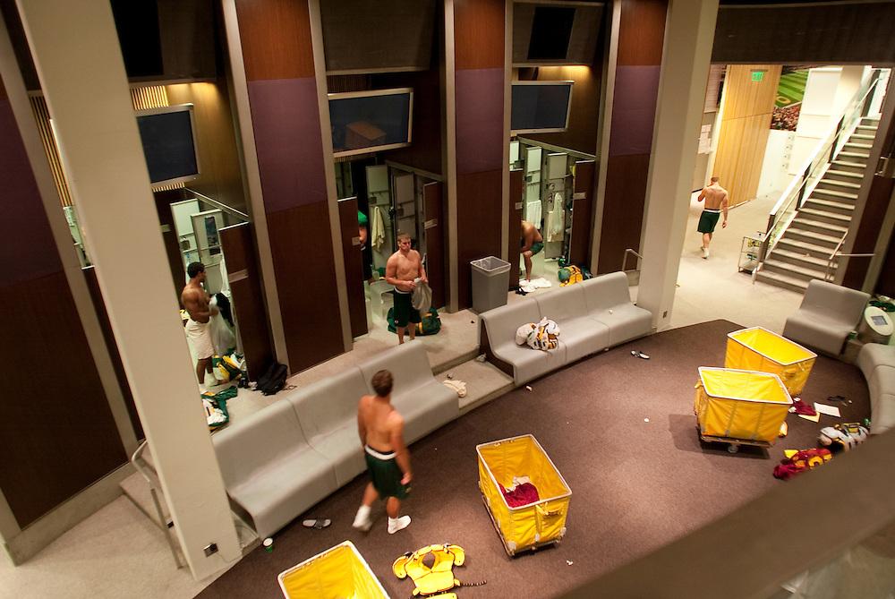 Oregon Nike Locker Room