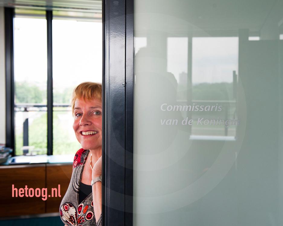 nederland, zwolle 27mei2011 commissaris van de koningin Ank Bijleveld