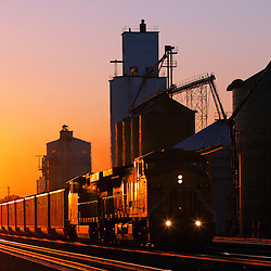 Union Pacific Railroad Stock Photos