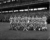 1954 All-Ireland Senior Hurling Semi-Finals Dublin v Antrim